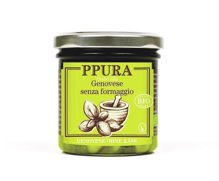 LOGO_PPURA Pesto alla Genovese vegan