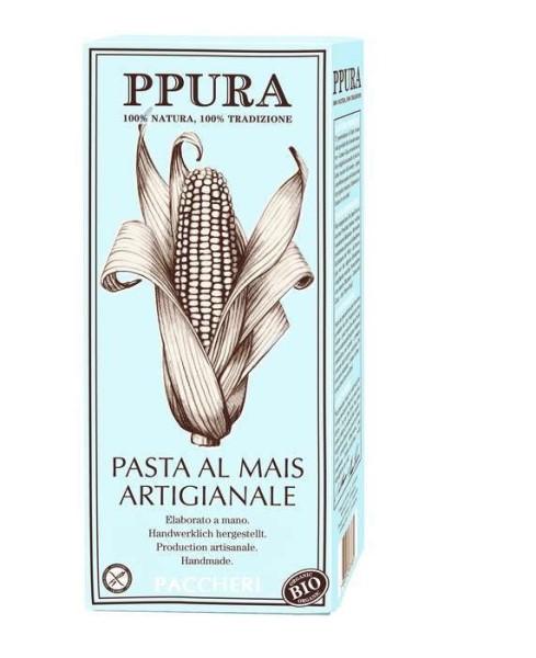 LOGO_PPURA Mais-Paccheri ORGANIC (gluten-free)
