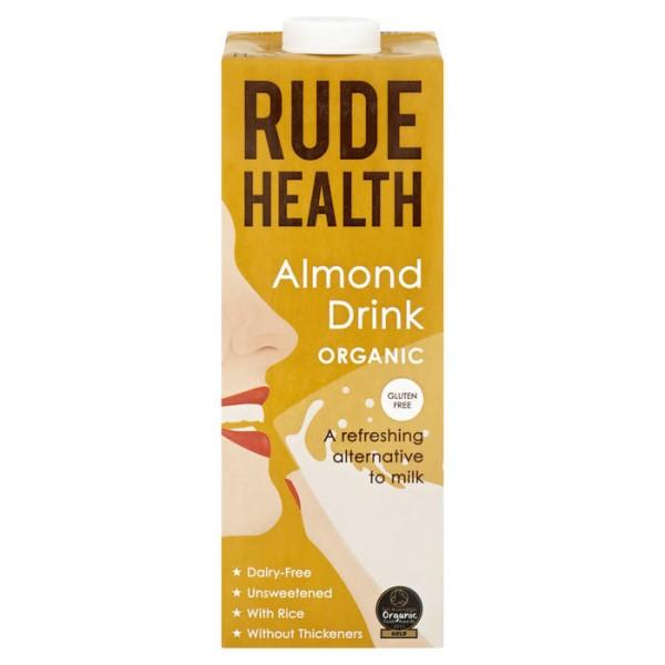 LOGO_Rude Health Dairy Free Almond Drink - Organic