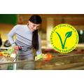 LOGO_Das V-Label - Ein Qualitätssiegel
