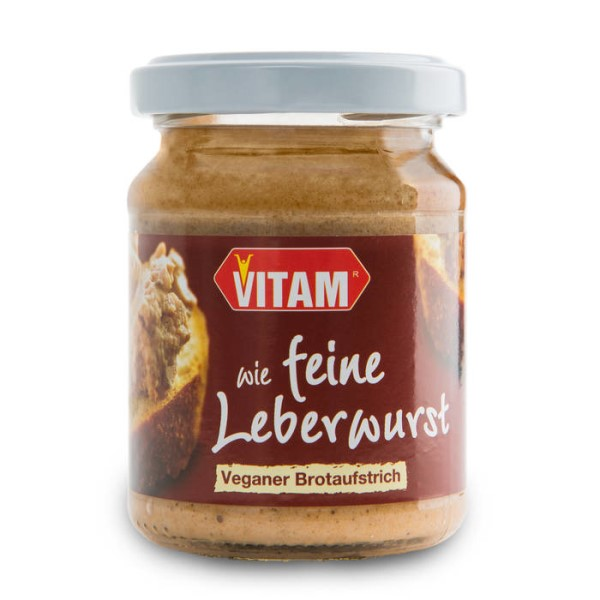 LOGO_Fine vegan Liver Pâte - organic sandwich spread
