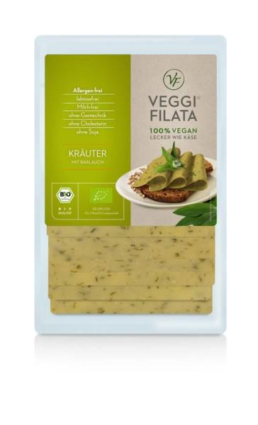 "LOGO_BIO VEGGI FILATA "" culinary herbs"" slices"