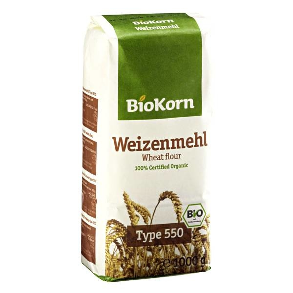LOGO_BioKorn Weizenmehl Type 550
