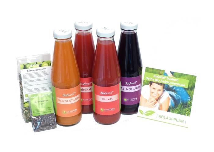 LOGO_duówell® balance Detox Weekend Organic