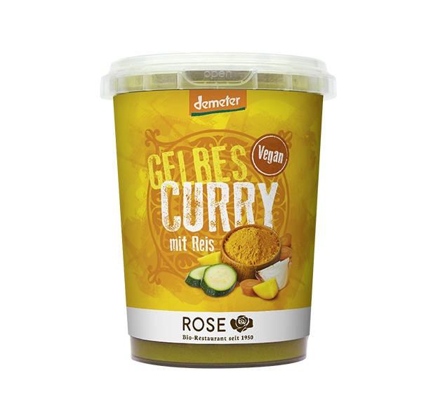 LOGO_Veganes Gelbes Curry mit Reis
