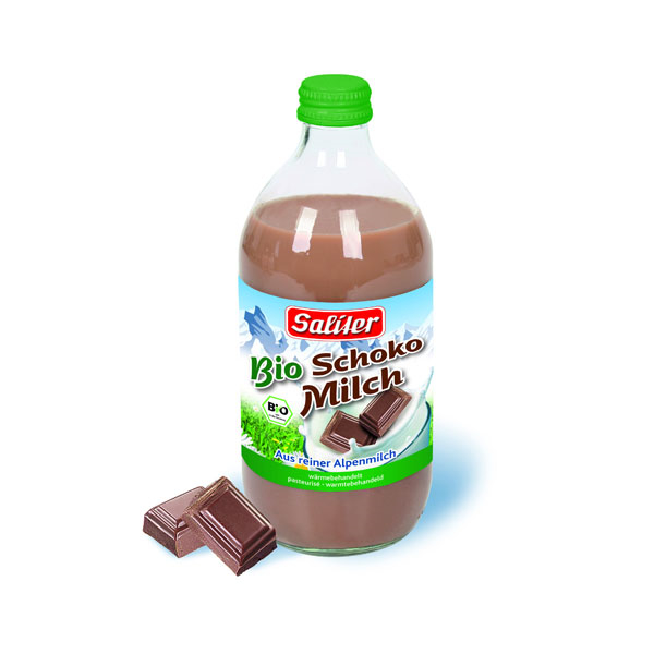 LOGO_Organic chocolate milk