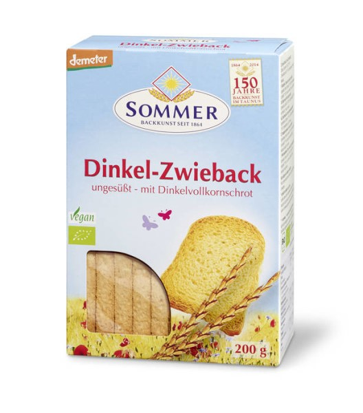 LOGO_Dinkel Zwieback, ungesüßt