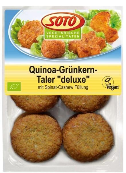 "LOGO_Quinoa-Grünkern-Taler ""deluxe"" -vegan-"
