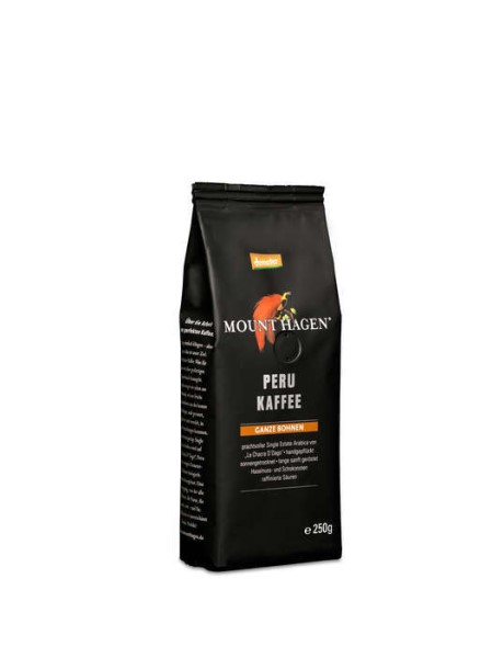 LOGO_Mount Hagen Demeter Coffee 250g, whole beans