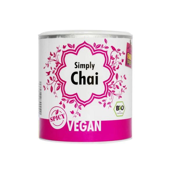 LOGO_Simply Chai Spicy