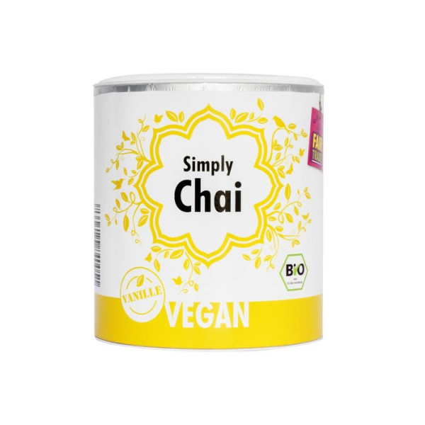 LOGO_Simply Chai Vanille
