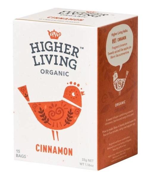 LOGO_Cinnamon Organic Herb Infusion