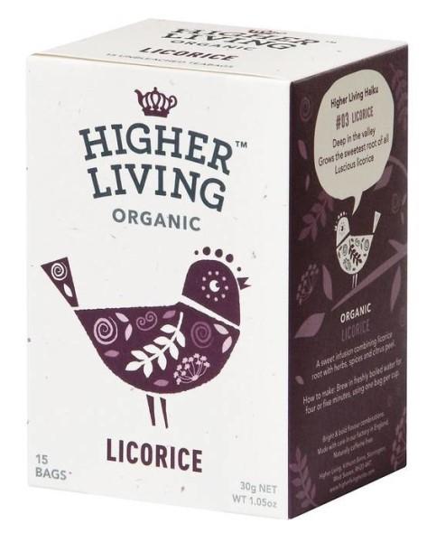 LOGO_Licorice Organic Herb Infusion