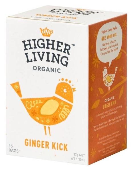 LOGO_Ginger Kick Organic Herb Infusion