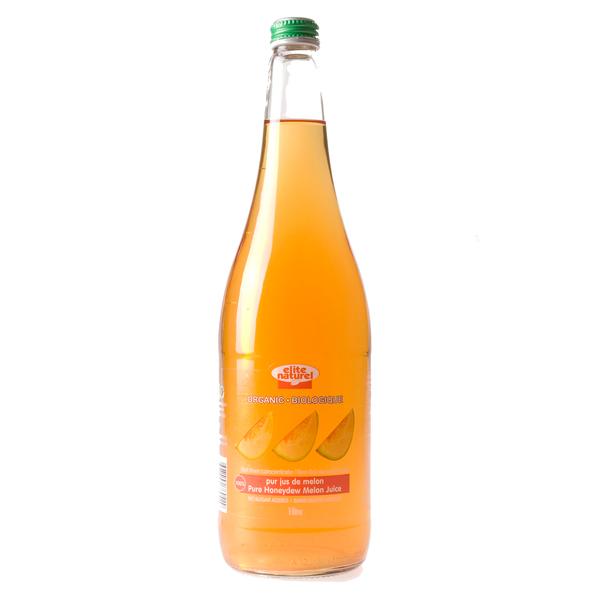 LOGO_100 % Organic Melon Juice