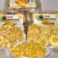 LOGO_Organic Dehydrated Pineapple - FDP001