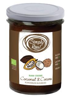 LOGO_RAW CREME Coconut & Cocoa