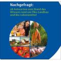 LOGO_Nachgefragt: 28 Antworten zum Stand des Wissens rund um Öko-Landbau und Bio-Lebensmittel