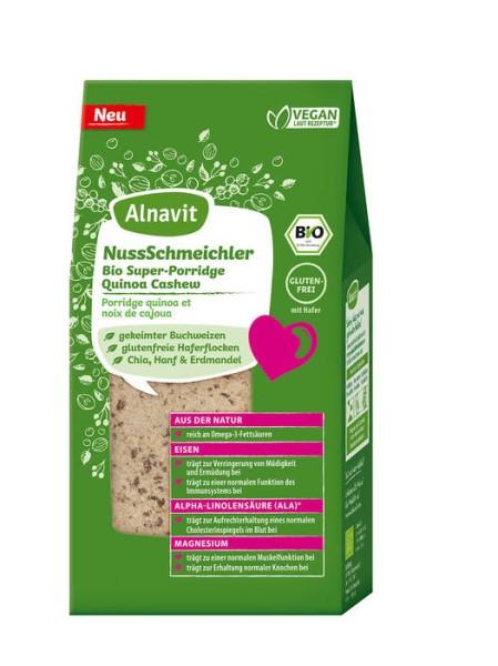 LOGO_NussSchmeichler Bio Super-Porridge Quinoa Cashew