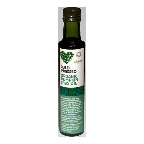 LOGO_Organic Pumpkin Seed Oil 250ml