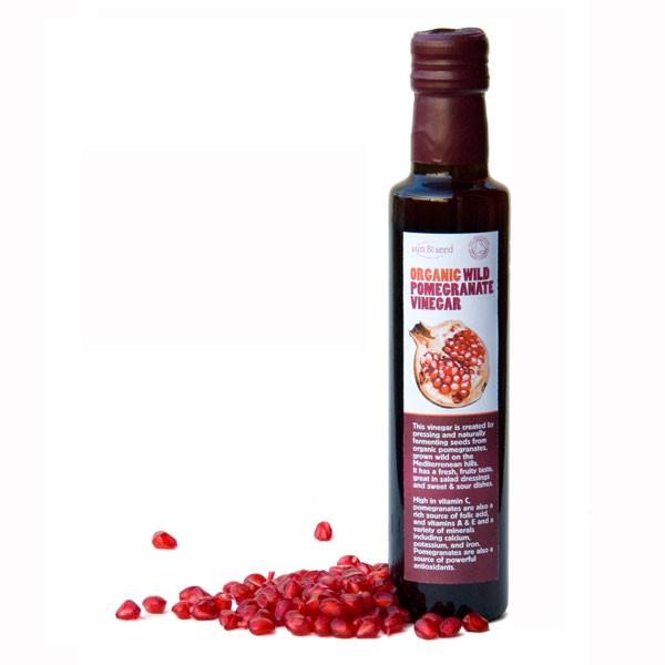 LOGO_Organic Wild Pomegranate Vinegar 250ml