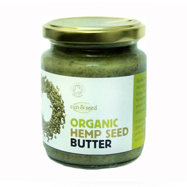 LOGO_Organic raw walnut butter 250gr
