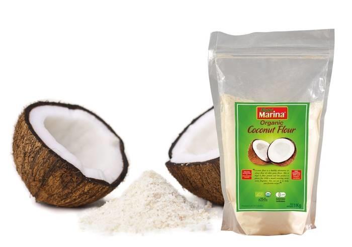 LOGO_Organic Coconut Flour