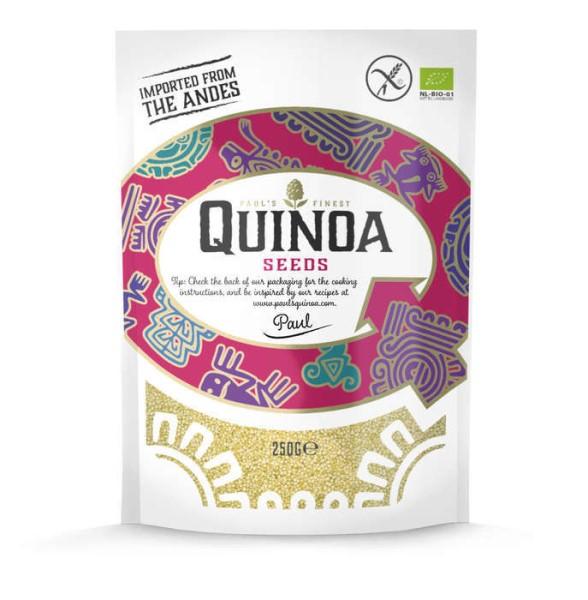 LOGO_Paul's Quinoa Samen