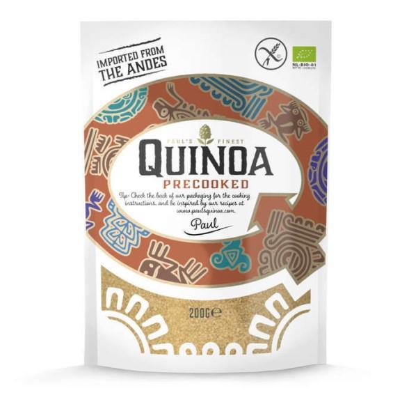 LOGO_Paul's Quinoa Vorgekocht