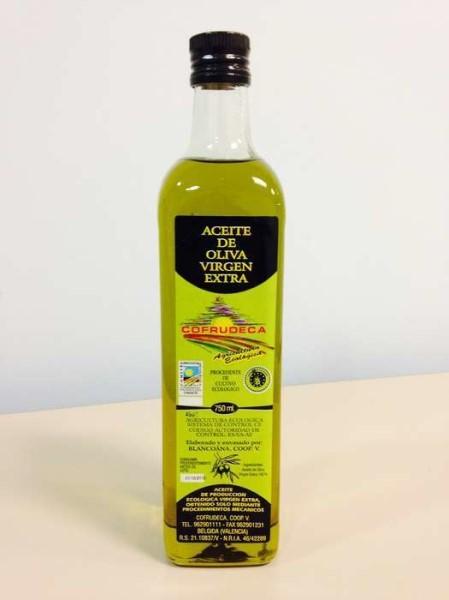 LOGO_Cofrudeca Biologische Olivenöl extra vergine