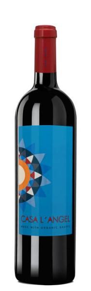 LOGO_Casa L'Angel Organic. Biologische Wine