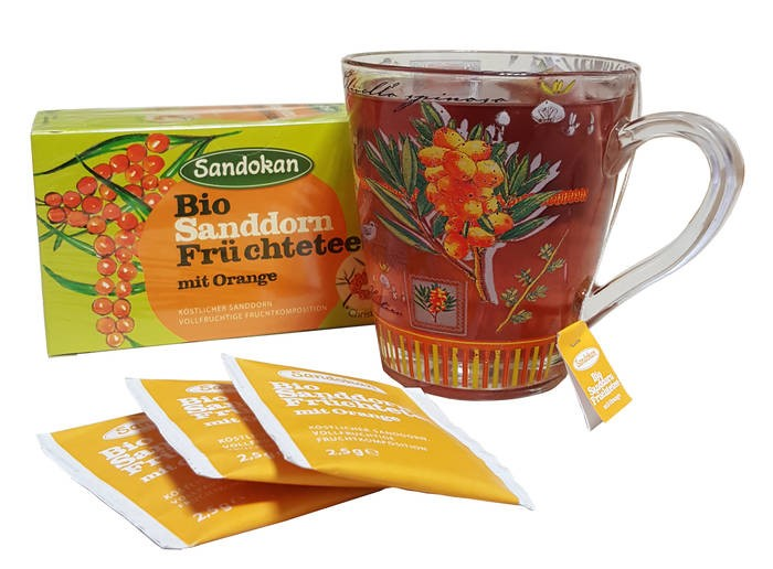 LOGO_Bio-Sanddorntee mit Orange 50 g