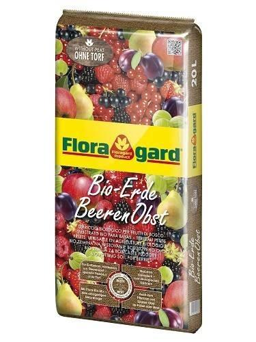 LOGO_Floragard Bio-Erde BeerenObst ohne Torf
