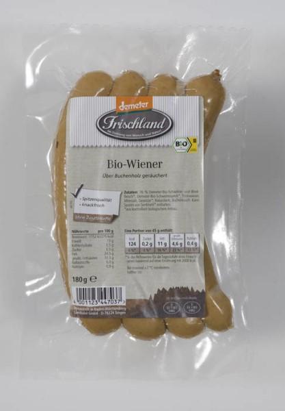 LOGO_Frischland Demeter - Bio Wiener