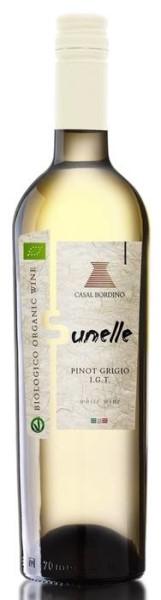 LOGO_Sunelle Organic Pinot Grigio IGT Terre di Chieti