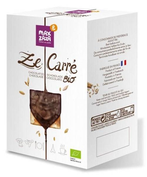LOGO_ZE CARRE Chocolate