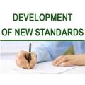 LOGO_DEVELOPMENT OF NEW STANDARDS