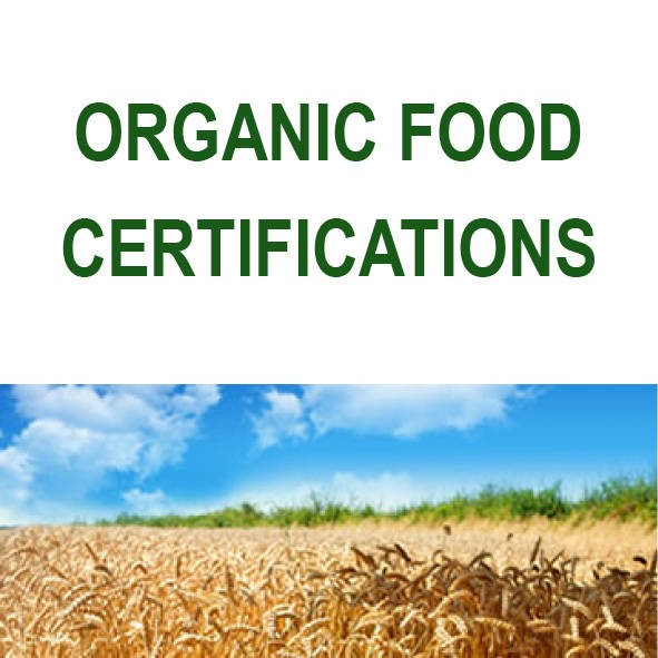 LOGO_CERTIFICATION OF ORGANIC FOOD PRODUCTS ACCORDING TO EU REG. 834/2007 AND ACCORDING TO NOP/USDA, COR, JAS, BIOSUISSE, AB, KRAV, IFOAM STANDARDS, CHINESE ORGANIC STANDARD