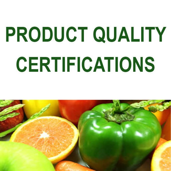 LOGO_PRODUCT QUALITY CERTIFICATION: Geographical Indications (PDO, PGI, TSG); GLOBALG.A.P., TRACEABILITY SYSTEMS ACCORDING TO ISO 22005; INTEGRATED PRODUCTION.