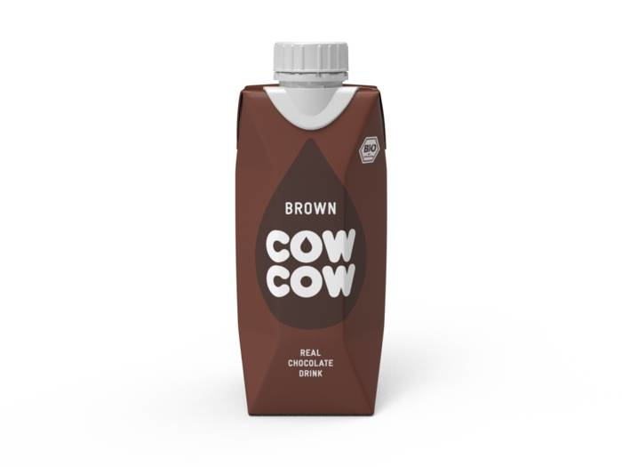 LOGO_COW COW Brown