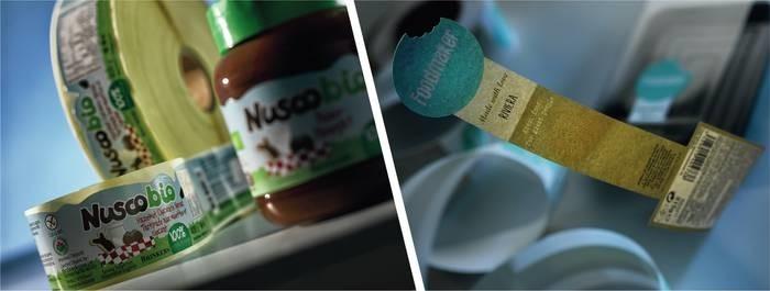 LOGO_Selbstklebende Etiketten