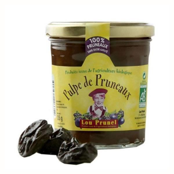 LOGO_Organic Prune puree