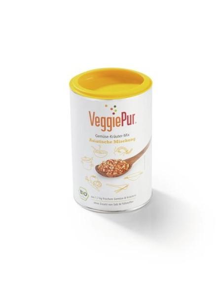 LOGO_VeggiePur Gemüse-Kräuter Mix - Asiatische Mischung