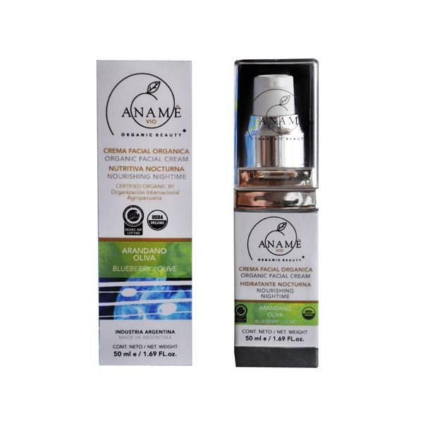 LOGO_Organic Nightime nourishing facial cream