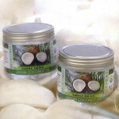 LOGO_Organic Extra Virgin Coconut Oil
