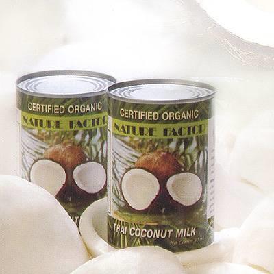 LOGO_Organic Coconut Milk- Premium Grade