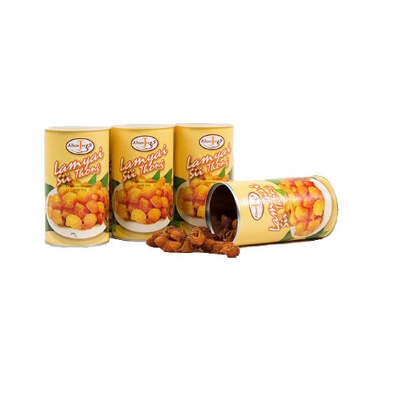 LOGO_Dried organic longan (Golden)
