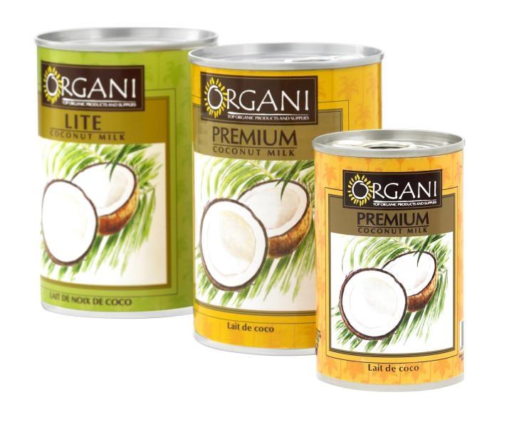 LOGO_Organic Cococnut Milk