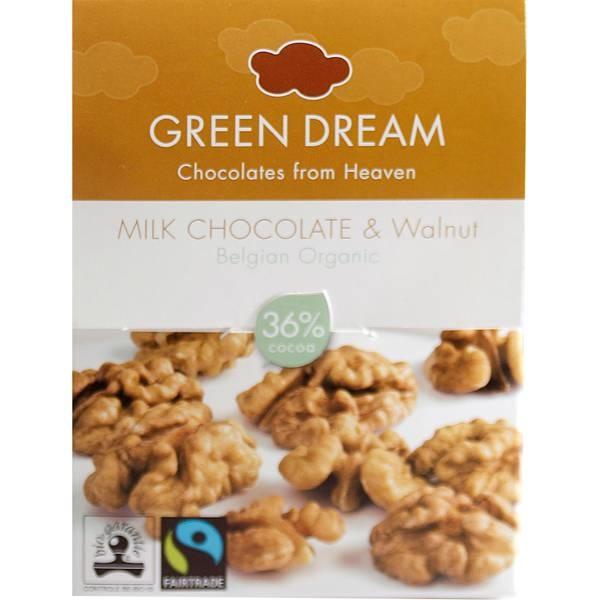 LOGO_Tablet milk walnut 55 g