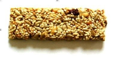 LOGO_Organic sweet snack sesame-chia bars
